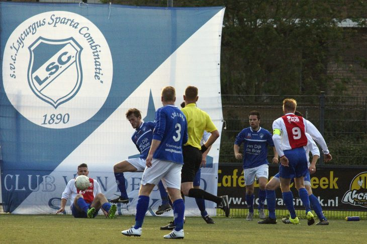 Nacompetitie: LSC 1890 – VKW
