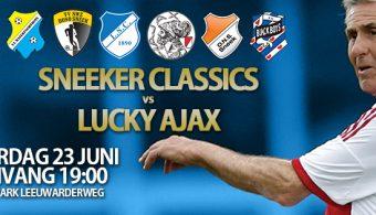 Vooraankondiging: Sneeker Classics – Lucky Ajax