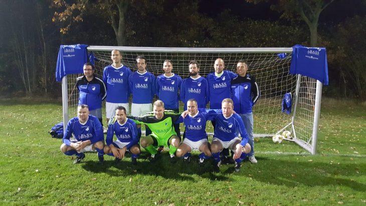 LSC kampioen in 35+ voetbalcompetitie