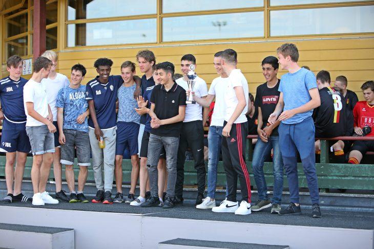 USV Hercules wint JO-17 toernooi