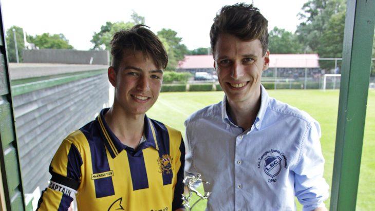 Roan en Noah winnaars Lute Dikkerboom-bokaal