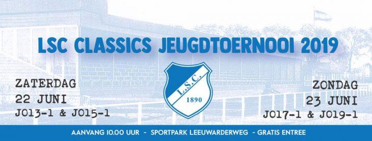 Klassieke clubs uit heel Nederland bij de LSC Classics