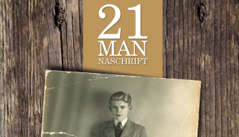 Naschrift boek '21 man' komt eraan