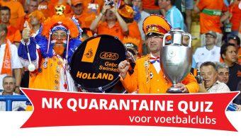 NK Quarantaine Quiz voor voetbalclubs