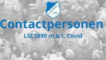 Contactpersonen LSC1890 mbt Covid