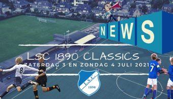 LSC1890 Classics 2021 gaat door!