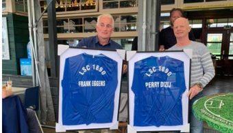 waardig afscheid Perry en Frank