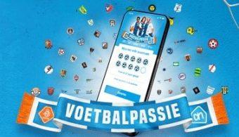 Voetbalpassie Albert Heijn